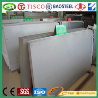 AISI 201 2B Surface Stainless Steel Metal Plate/Sheet
