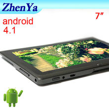 Most Suitable Android 4.0 BOXCHIP A13 Two Cameras smart tablet android 4.2 jelly bean