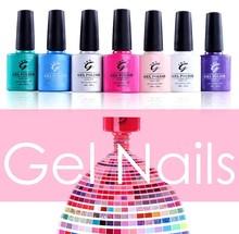 LED Lamp/ For gel Nail polish Art Decoration Set Gel nail Polish Starter Kit