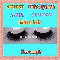False eyelashes manufacturer 3D party girls makeup fake eyelashes feather eyelashes 1118