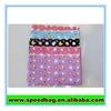 Colorful top zipper PVC pencil bag soft pen case