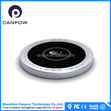 coin operated wireless mobile phone charger qi standard
