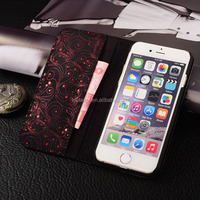 case cover Folio PU Leather cell Phone Case, Mobile Purse Case For iphone 6s Wallet Case ,For iphone 6s pu Flip case