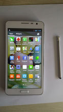 5.5 inch N900W 5MP Dual camera phone MTK6582 Quad core 1GB RAM 4GB ROM 3G GPS