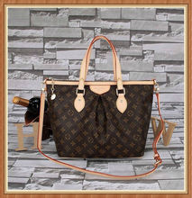 100% Genuine leather messenger bags for lady