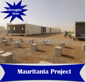 Customized Modified accommodation container house