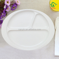 Good Quality Cheap White Ceramic Plate