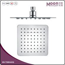 Supper Slim 2mm Stainless Steel Shower Head 200*200*2mm