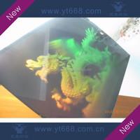 3D hologram picture