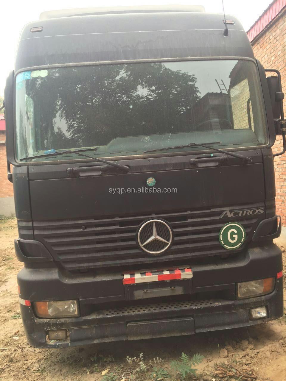 Utilisé camion 2631, 2040,3340 ayant 5 ensembles stock