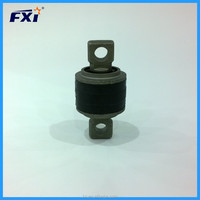 Heavy Lorry SCANIA Natural Rubber Torque Rod Bush For 75*115*19mm