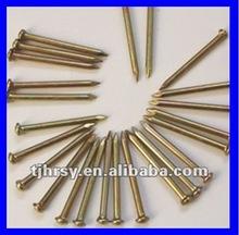 Smooth round iron nails