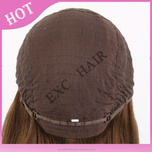 wholesale factory price Wholesale adjustable mesh weaving wig cap for jewish wig
