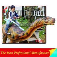 remote control playground robot of dinosaur rides