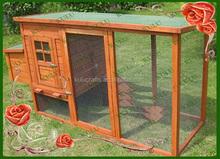 factory wholesale cheap indoor wooden hen coop chicken coop with large run for sale