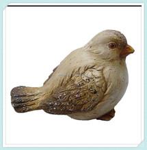 Garden ceramic crafts bird statue