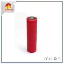 China supplier Sanyo NCR18650BF 3400mAH 3.7V rechargeable battery 18650 Li-ion rechargeable battery for electronic bike