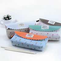 LANGUO simple standing pencil case, pencil bags 2014 for wholesale Model:LGHY-2551