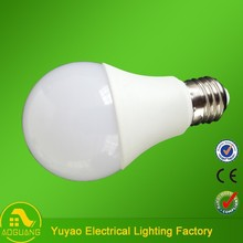 A60 E27 SMD LED bulb, light bulb, led light