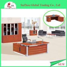 Hot selling economical melamine office desk , cheap office table