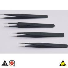 High Precision ESD Stainless Steel Tweezer