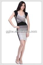 Imágenes de mujeres vestidos ajustados, sin respaldo de vestir para damas