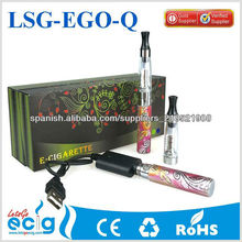 E-Cigarillos Electronicos New E-EGO-Q(Queen) 650/900/1100mAh (Standard gift box) starter kit