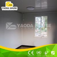 High quality top selling prefab flat pack office container house