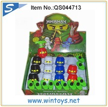 12PCS assorted wind up toy cheap spinning top with light music