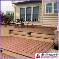 outdoor wpc diy decking floor