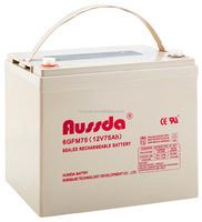 Maintenance free 12V lead acid storage UPS gel battery for eletric system