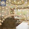crystal bead curtain for home or hotel decoration