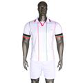 Camiseta de fútbol uniformes nuevo estilo de fútbol del jersey de fútbol de deporte camisetas de fútbol de deporte