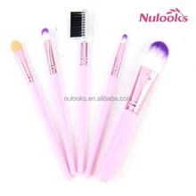 cheap hot pink makeup brush set 2015