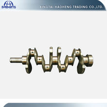 Hot sale auto parts 4JJ1 genuine crankshaft with good quality