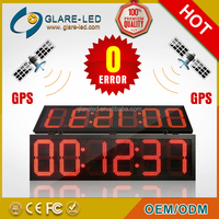 Digital Wall Timer Led Digital Time Sign Digital Day countdown Timer Signage