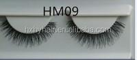 100% real mink strip eye lashes korea lashes eyelash extension