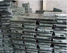 99.995 zinc ingot In zinc plating, manufacture of brass