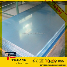 2015 new product china 3xxx plastic film aluminum sheet supplier