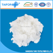 hot poly fill pet bottle pillow for functional fiber