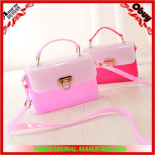 Bright Colourful jelly PC bags