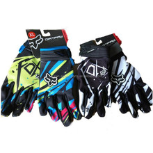 Racing Motocross Dirtbike ATV Riding Adult Mens fox motorcycle gloves