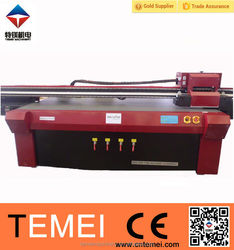 Tempered glass screen protector printing machine, tempered galss uv flatbed printer