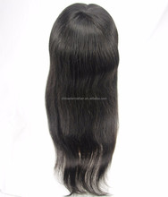top fashion stock wavy virgin chinese hair lace front wigs