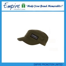 Pure color promotional custom high quality fashioanble ventilated baseball caps