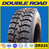 315/80r22.5 DR825 rear tyre Double Road commercial truck tyres