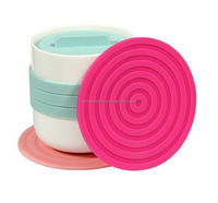 PH-007 heat resistant silicone water cup holder