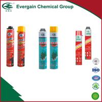 Wholesale polyurethane spray foam for indoor fixing