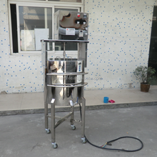 70L lipstick heating mixing and filling machine