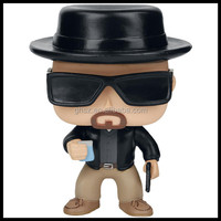 Collectible funko pop breaking bad toys wholesale